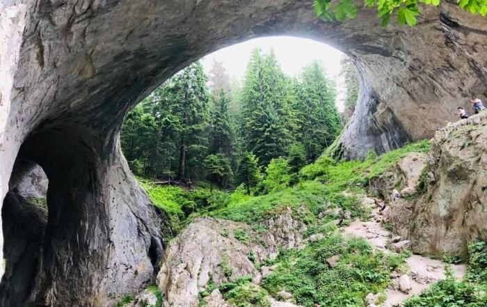 Девин – Дяволската пътека - Ягодинска пещера – Дяволско гърло - ОРЛОВО ОКО