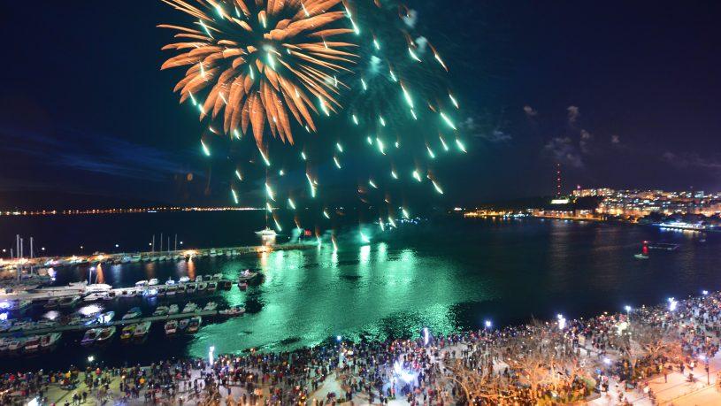 Нова Година в Чанаккале