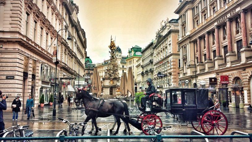 Предколедна - Виена и Будапеща