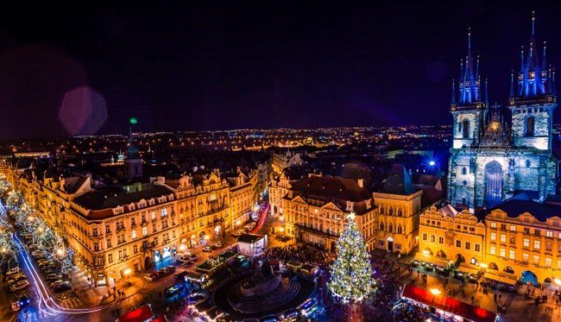 Предколедна - Прага и Будапеща