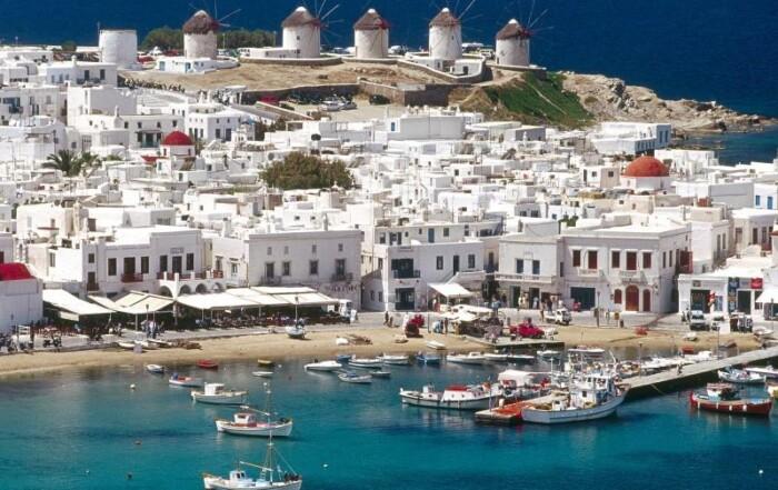 Почивка в слънчева Гърция