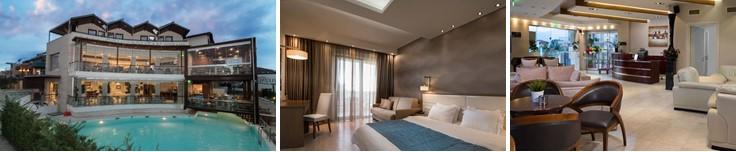 "ХОТЕЛ ""COSMOPOLITAN"" 4* –  курорт ПАРАЛИЯ КАТЕРИНИ  https://www.hotel-cosmopolitan.gr/"