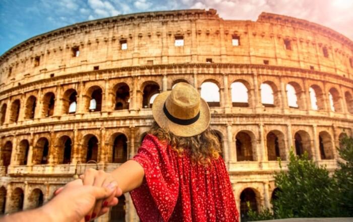 Романтичен уикенд в Рим