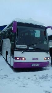 Автобус под наем – Ивеко (Iveco)