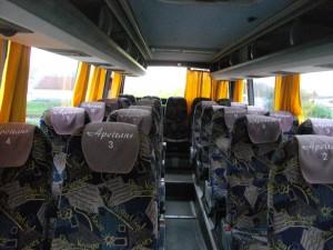 Автобус под наем – Mercedes 815 D