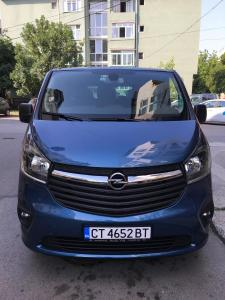 Автобус под наем – Opel Vivaro